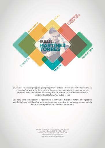 -CV RAÚL M. TORRES